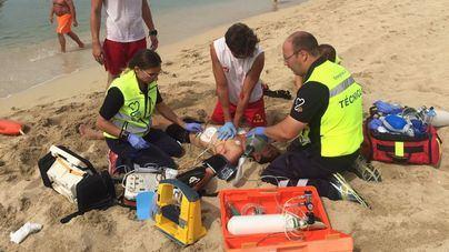 Baleares cierra 2018 con 42 muertos por ahogamiento, 11 más que en 2017