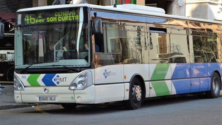 Los menores de 16 años ya viajan gratis en la EMT de Palma