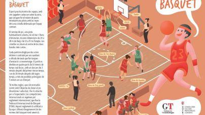 El Govern edita 46.000 folletos con vocabulario deportivo en catalán