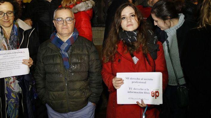 El juez asegura que los móviles de Europa Press y Diario de Mallorca se entregaron