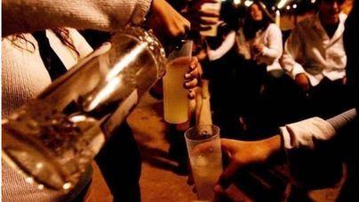 Un británico borracho y un hombre que empotró un Ferrari, personajes del año en Ibiza