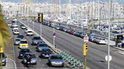 Las ventas de coches usados en Baleares suben un 0,8 por ciento