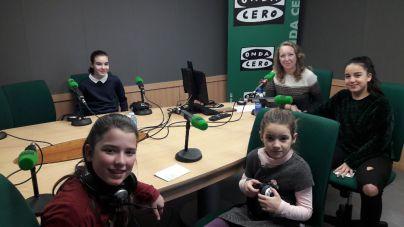 Irene, Mireia y Natalia ganan el Concurso de Cartas a los Reyes Magos de El Corte Inglés