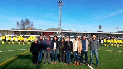 Sant Llorenç inaugura campo de fútbol, primera reconstrucción tras torrentada