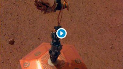 La NASA publica nuevas imágenes de Marte