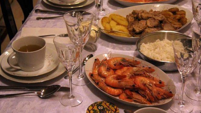 Poco más de la mitad de los lectores dicen que se pondrán a dieta tras las fiestas navideñas