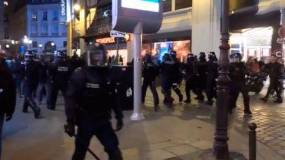 Octavo sábado consecutivo de protestas de los chalecos amarillos en Francia