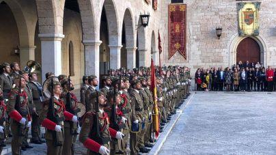 El comandante general de Baleares alaba la labor de las Fuerzas Armadas en la riadas del Llevant