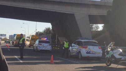 Día fatídico en las carreteras baleares: un muerto en Felanitx y otro atropellado en Via de Cintura