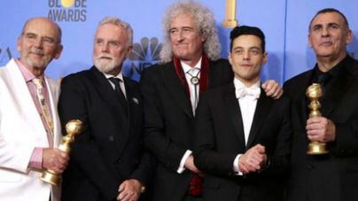 Green Book y Bohemian Rhapsody se coronan en los Globos de Oro