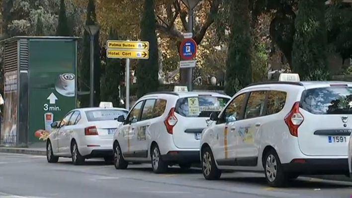 'Miedo y nervios' en el sector del taxi por la oleada de atracos en Palma