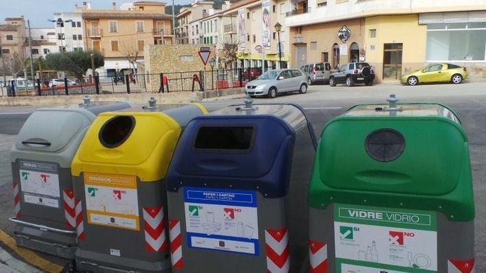 Andratx rebaja un 27 por cien la tasa a los negocios que reciclen bien