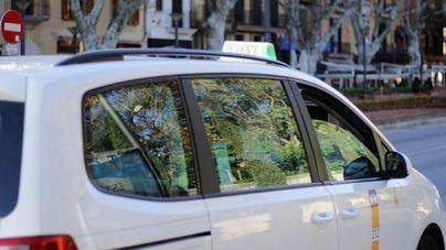 Los taxistas reclaman a Cort un sistema de videovigilancia que dé seguridad a los conductores