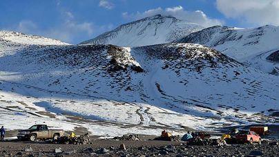 Rescatados los montañeros españoles muertos en una avalancha en Perú