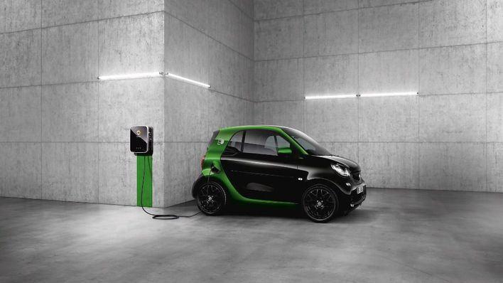 Smart lidera la movilidad eléctrica en España
