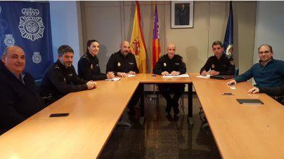 Cumbre de taxis y Policía en Palma: 'Estamos investigando y todos los casos previos se han esclarecido'