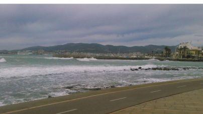Emergencias activa el Plan Especial por fuertes vientos en Mallorca y Menorca