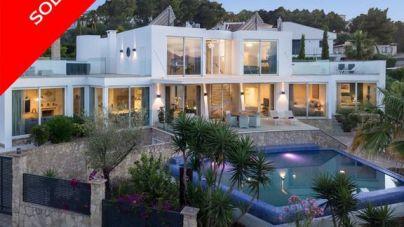 Vendida por 2,45 millones de euros la mansión de Alexander McQueen en Santa Ponça