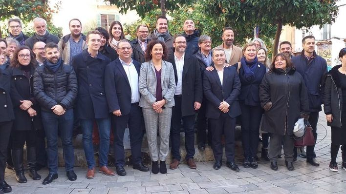 Catalina Cladera presenta su candidatura al Consell de Mallorca