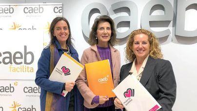 Caeb trabajará en favor de la reinserción social de mujeres maltratadas