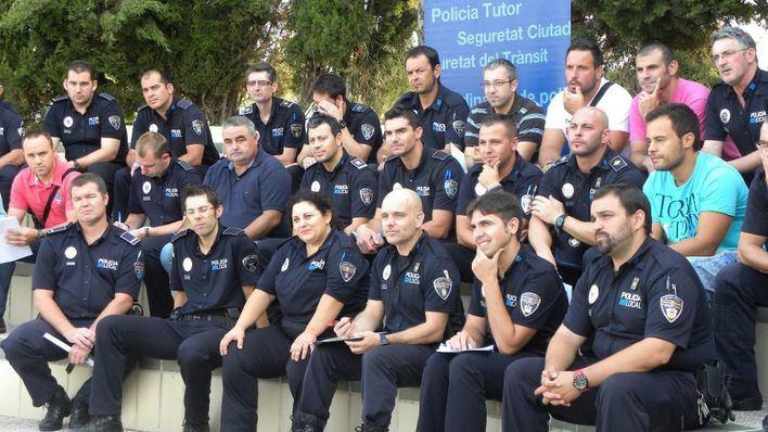El Programa Policía Tutor hizo 5.398 charlas en Baleares en el curso 17/18