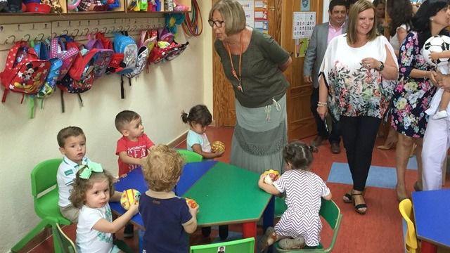 Baleares pide al Gobierno la regulación de la educación 0-3 años