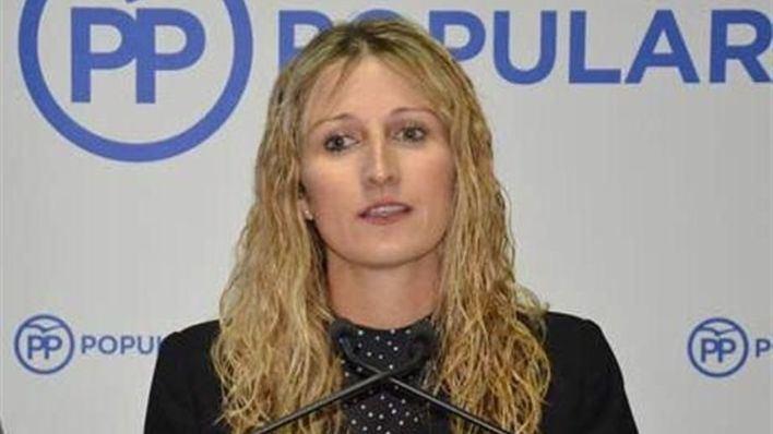 María Antonia Sansó, candidata del PP a la alcaldía de Manacor