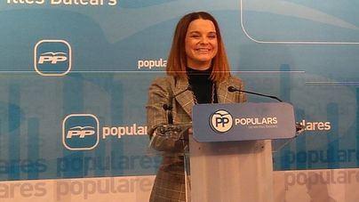 Prohens insiste en que el voto del PP a las enmiendas fue un error y acusa a Busquets de