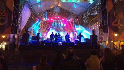 Sant Sebastià tendrá ocho escenarios en Palma con música diversa