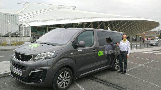 OK Rent a Car incorpora Bilbao como nuevo destino