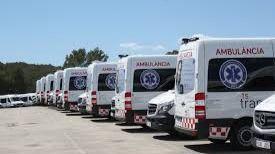 Las ambulancias de servicios sociosanitarios de Mallorca harán huelga y paros