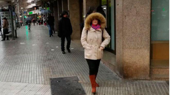 El termómetro sigue cayendo hoy en el centro de Mallorca y Serra