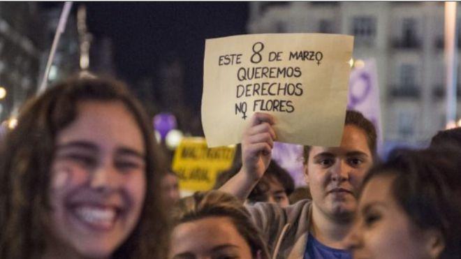 El STEI convoca una huelga general para el 8M contra el patriarcado