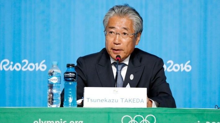 Imputado el presidente del comité japonés por presunto soborno en los Juegos de Tokio