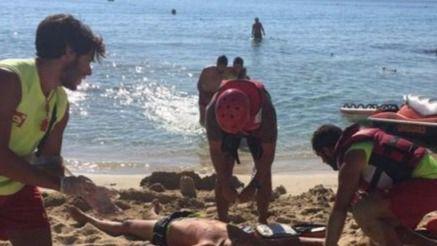 2018 cerró con 14 muertes más que 2017 por ahogamiento en Baleares