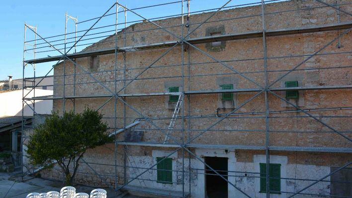 Santanyí destina 115.000 euros para reparar el tejado de Ca ses Monges