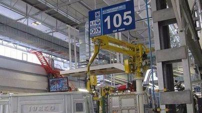 La producción industrial baja un 10,7 por ciento en Baleares