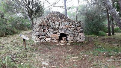 Invierten 18.100 euros en recuperan elementos etnológicos del Parque Natural de Mondragó