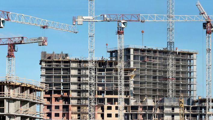 Aumenta la tasa de construcción un 4 por cien en Baleares