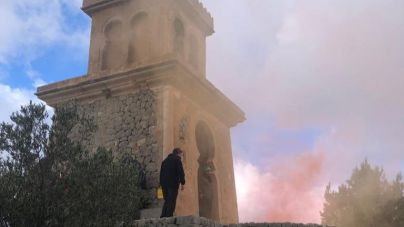 Mallorca, Menorca, Ibiza y Marruecos encienden sus torres de defensa por los Derechos Humanos