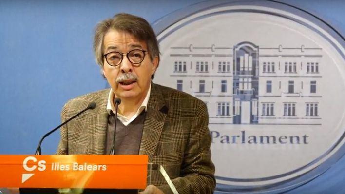 Ciudadanos descarta pactar con el PSIB por considerarlo