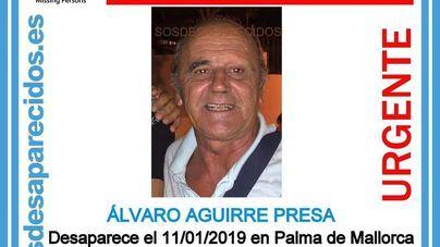 Buscan a un hombre de 65 años desaparecido en el puerto de Palma