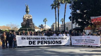Convocan una concentración con el lema 'Gobierne quien gobierne las pensiones se defienden'