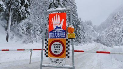 3 muertos y 1 desaparecido en una avalancha de nieve en Austria