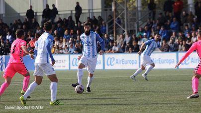 El Baleares no puede con el CD Castellón y empatan a cero en Son Malferit