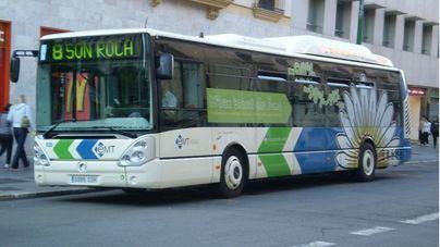 Aumenta el número de viajeros de la EMT de Palma