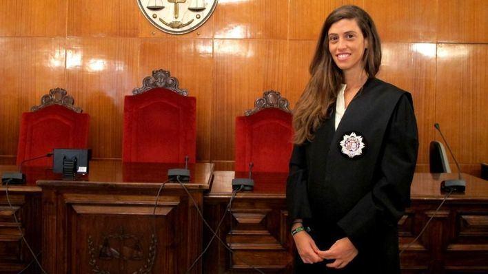 Jura el cargo la nueva jueza destinada a Baleares