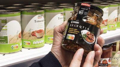 Eroski introduce el etiquetado de calidad nutricional