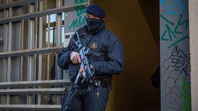 Catorce detenidos en la operación contra la célula yihadista en Barcelona