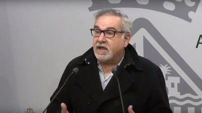 Pep Lluis Bauzá, portavoz de Cs en Palma